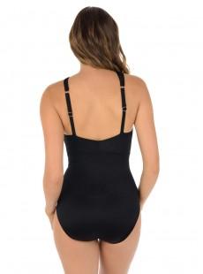 """Maillot de bain gainant Embrace Noir - Network - """"M"""" - Miraclesuit Swimwear"""