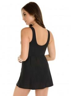"""Robe de bain gainante marais Noire - Must haves - """"M"""" -Miraclesuit Swimwear"""
