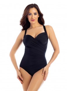 "Maillot de bain gainant Sanibel Noir - Must haves - ""M"" -Miraclesuit Swimwear"