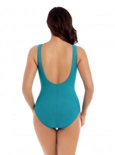 """Maillot de bain gainant Escape Bleu clair - Must haves - """"M"""" -Miraclesuit Swimwear"""