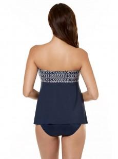 "Tankini Cadiz -Lush life - ""M"" -Miraclesuit Swimwear"