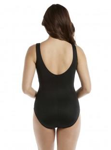 """Maillot de bain gainant It's a Wrap - Blue Pointe -""""M"""" -Miraclesuit Swimwear"""