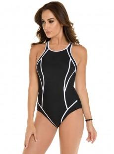 """Maillot de bain gainant Line Up - Prismatix - """"M"""" -Miraclesuit Swimwear"""
