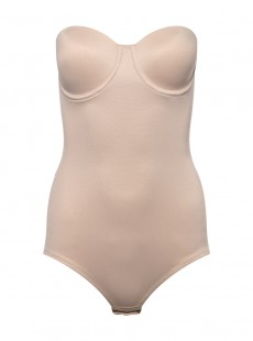 Body gainant forme bustier nude - Shape Away
