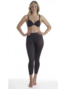 Legging gainant taille haute Noir – Flexible Fit – Miraclesuit Shapewear