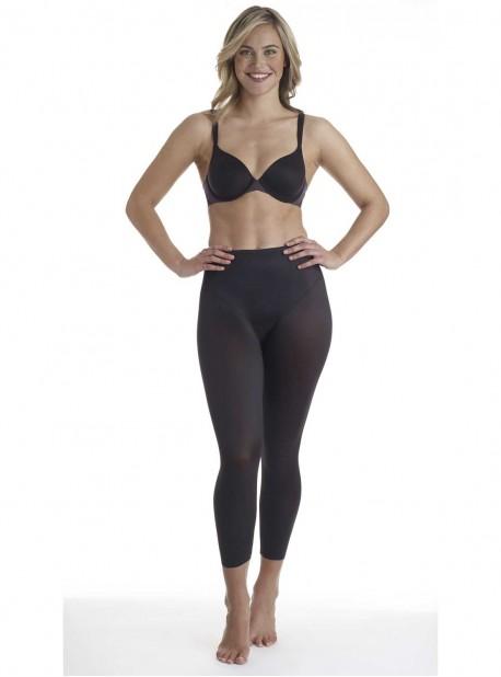 Legging gainant taille haute Noir – Flexible Fit – Miraclesuit Shapewear
