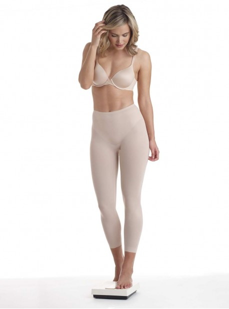 Legging gainant taille haute Nude – Flexible Fit – Miraclesuit Shapewear
