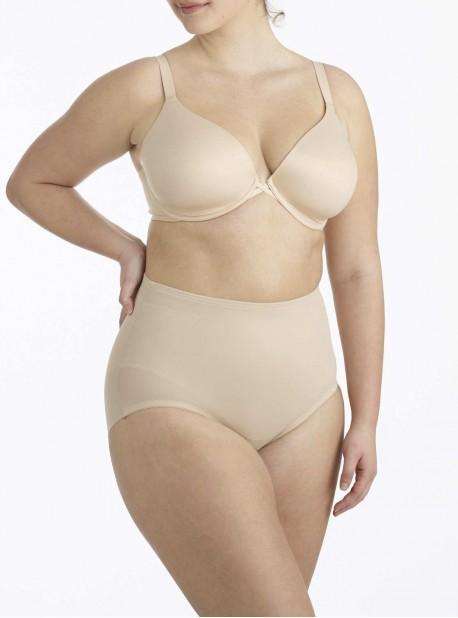 Culotte gainante mi-haute Nude - Flexible Fit - Miraclesuit Shapewear