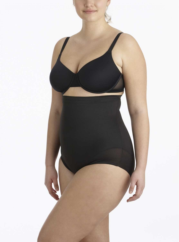 de3f5b8c52f Culotte gainante taille extra-haute Noire - Flexible Fit - Miraclesuit  Shapewear