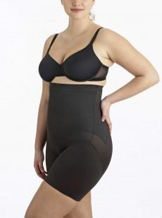 Panty gainant taille extra haute Noir - Flexible Fit - Miraclesuit Shapewear