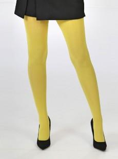 Collants 50 Deniers Opaques Lemon - Pamela Mann
