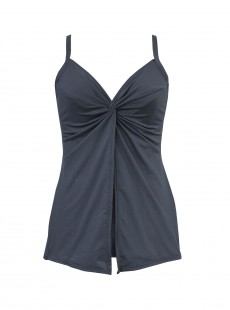 "Tankini Love Knot Gris Anthracite - ""M"""