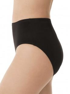 """Culotte de bain classique Noire - Solid Bottoms - """" M """" - Miraclesuit Swimwear"""