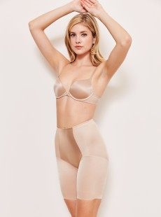 Panty taille mi-haute nude - Great Value