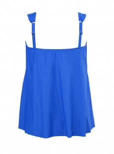 "Tankini Dazzle Bleu - Razzle Dazzle - "" M "" - Miraclesuit Swimwear"