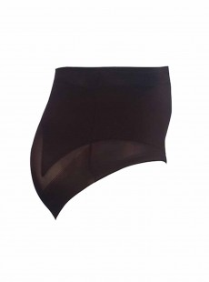 Culotte gainante mi-haute Noire - Flexible Fit - Miraclesuit Shapewear