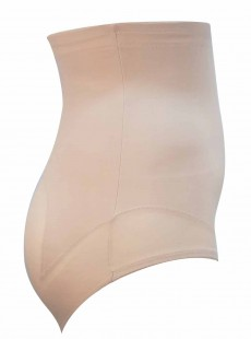 Culotte gainante taille extra-haute Nude - Flexible Fit - Miraclesuit Shapewear