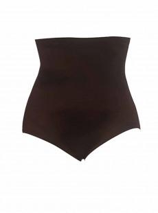 Culotte gainante taille extra-haute Noire - Flexible Fit - Miraclesuit Shapewear