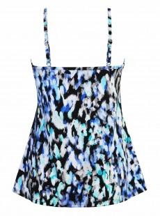 "Tankini Jubilee Multi - Madagascar - "" M "" - Miraclesuit Swimwear"