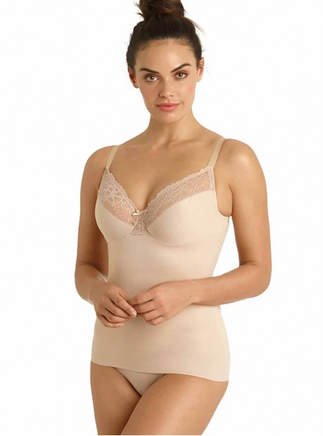 Top gainant nude - Shape Away - Miraclesuit Shapewear