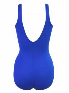 "Maillot de bain gainant Oceanus Bleu - Must Haves - ""W"" -Miraclesuit Swimwear"