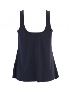 "Ursula Tankini Top Bleu Nuit - Illusionists - ""FC"" - Miraclesuit Swimwear"