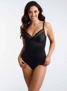 Top gainant noir - Shape Away - Miraclesuit Shapewear