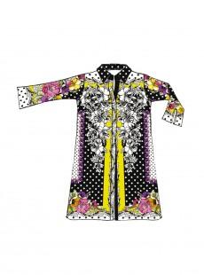 Robe chemise - Italian Garden Camisole - Miradonna
