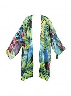 Kimono Imprimé - Borneo - Amoressa