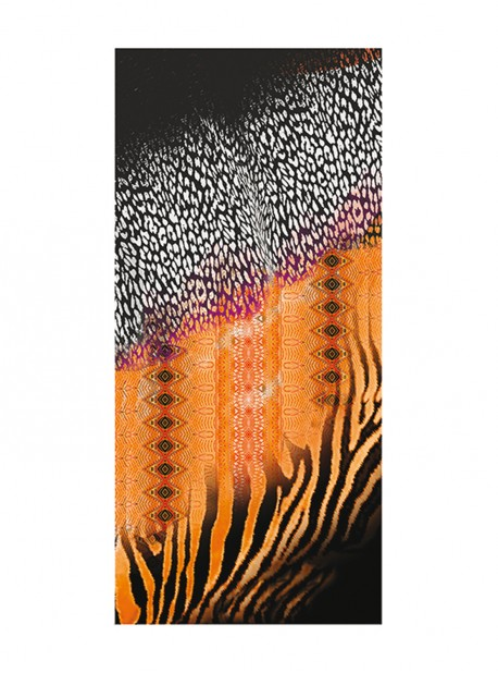 Paréo - Afrikan Animalier Sarong