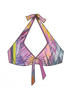 Haut de maillot de bain triangle - Foliage Tania