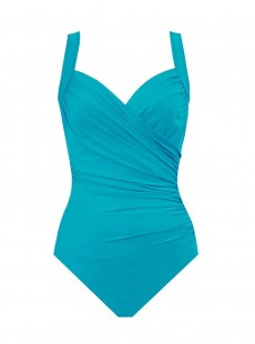 "Maillot de bain gainant Sanibel bleu clair - Must haves -  ""M"" -Miraclesuit Swimwear"