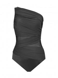 "Maillot de bain gainant Jena Noir - Network - ""M"" - Miraclesuit Swimwear"