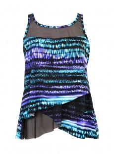 "Tankini Mirage - Cat Bayou - ""M"" -Miraclesuit Swimwear"