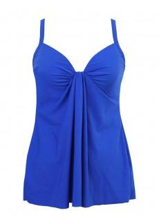 "Tankini Marina Bleu - So Riche - ""M"" - Miraclesuit swimwear"