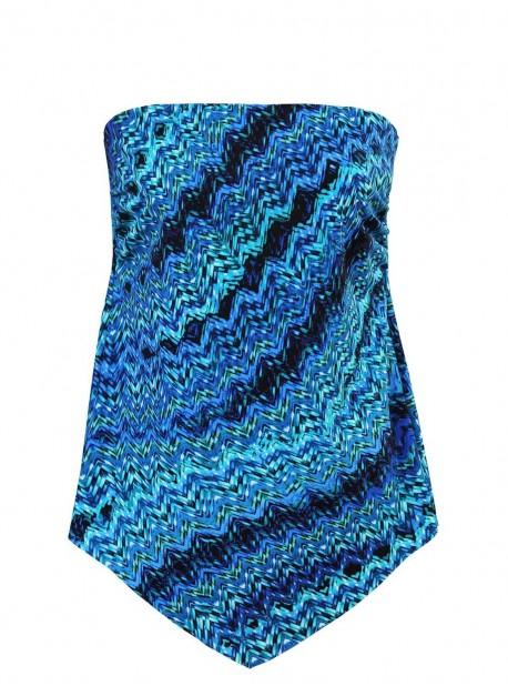"Hankini Tankini - Knit Pick - ""M"" - Miraclesuit Swimwear"