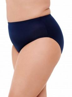 """Culotte de bain classique Bleu Marine - Les bas -""""W"""" - Miraclesuit Swimwear"""