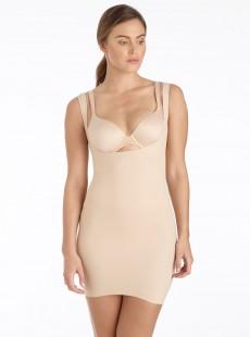 Combinaison gainante extra ferme Nude - Shape Away - Cupid Fine Shapewear