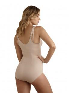 Body nude avec bretelles - Shape Away - Cupid