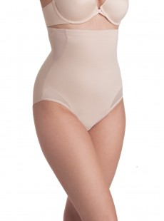Culotte taille extra-haute nude - Cooling - Cupid Fine Shapewear