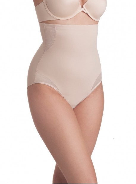 Culotte taille extra-haute nude - Cooling - Cupid Fine Shapewear