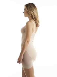 Combinaison gainante extra ferme Nude - WYOB Sheer Slip - Miraclesuit Shapewear