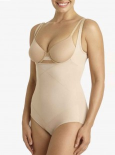 Body gainant torsette nude - Instant Tummy Tuck - Miraclesuit Shapewear