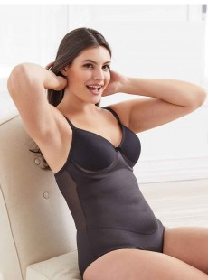 Body sculptant noir - Wonderful U - Miraclesuit Shapewear