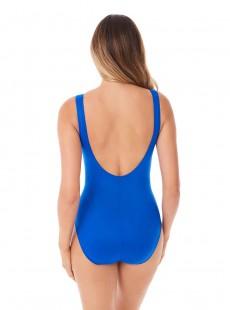 """Maillot de bain gainant Escape Bleu - Must Haves - """"M"""" - Miraclesuit swimwear"""