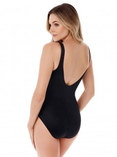 """Maillot de bain gainant Temptress Noir - Gilted As Charged - """"FC"""" -Miraclesuit Swimwear"""