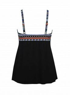 """Tankini Rio Multicolore - Portofino - """"M"""" - Miraclesuit Swimwear"""