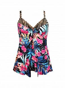 """Tankini Love Knot multicolore - Tropica -  """"M"""" - Miraclesuit Swimwear"""