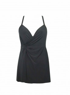 "Tankini Adora Noir - Twisted Sisters - ""M"" - Miraclesuit swimwear"