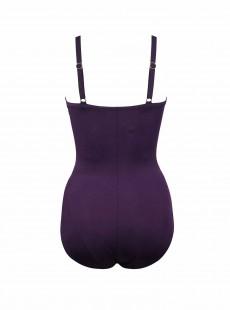 """Maillot de bain gainant Mystique violet - Network - """"M"""" - Miraclesuit swimwear"""